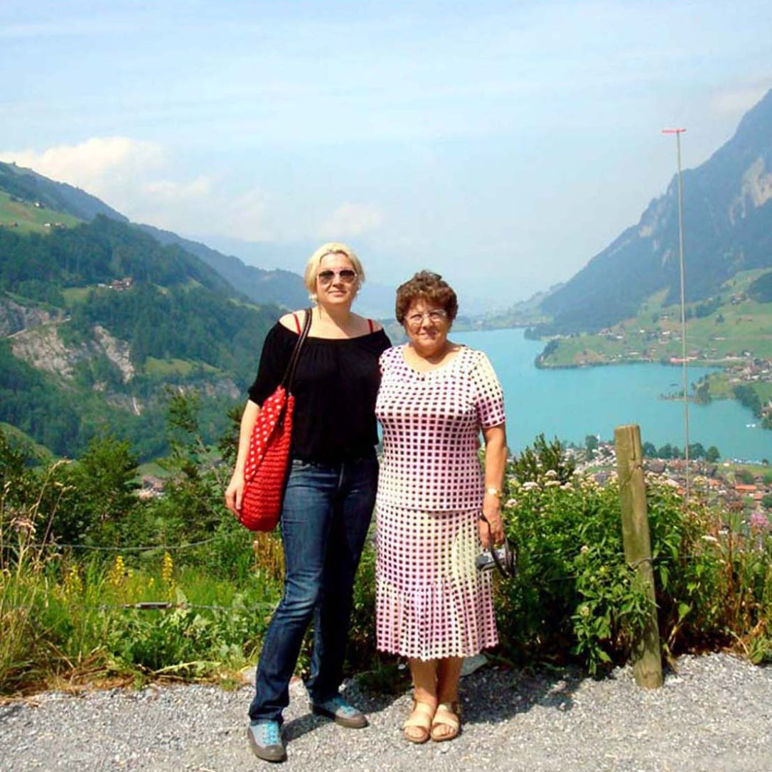 SUIZA (Interlaken) - 2010
