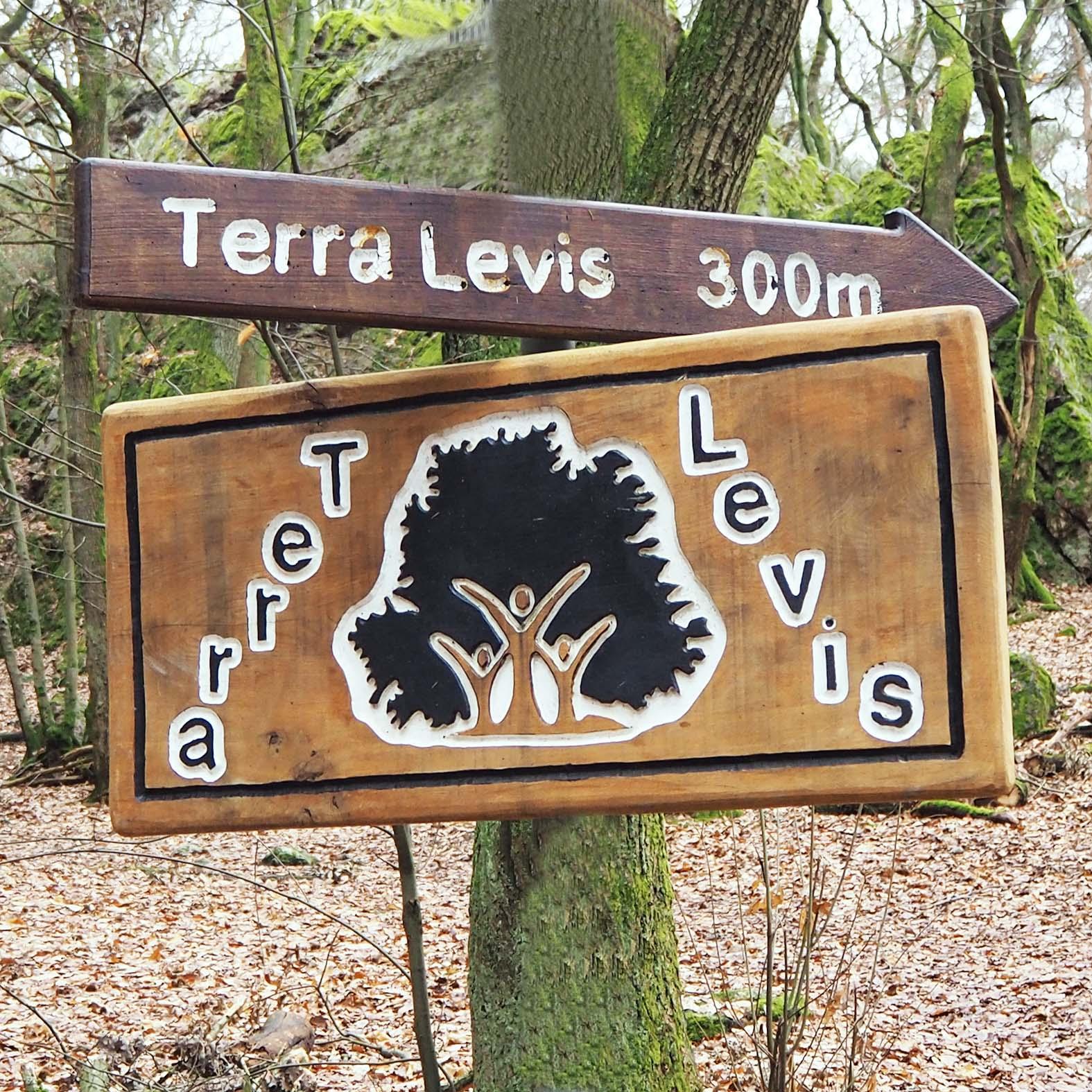 Terra Levis (Entrada)